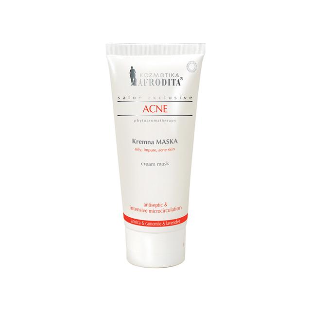 Acne Cream Mask For Oily Skin 200ml