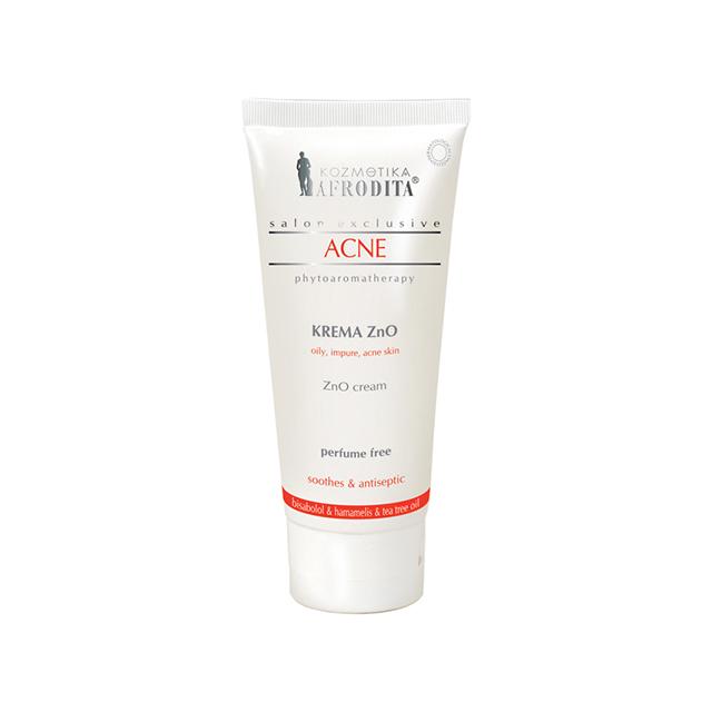 Acne Zno Cream For Oily Skin 150ml