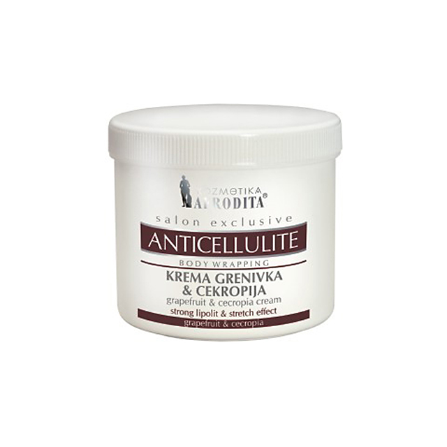 Anti Cellulite Grapefruit & Cecropia Cream 450ml