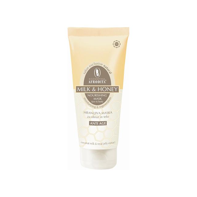 Honey & Milk Nourishing Mask 250ml