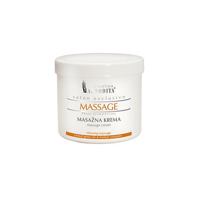 Massage Cream 450ml