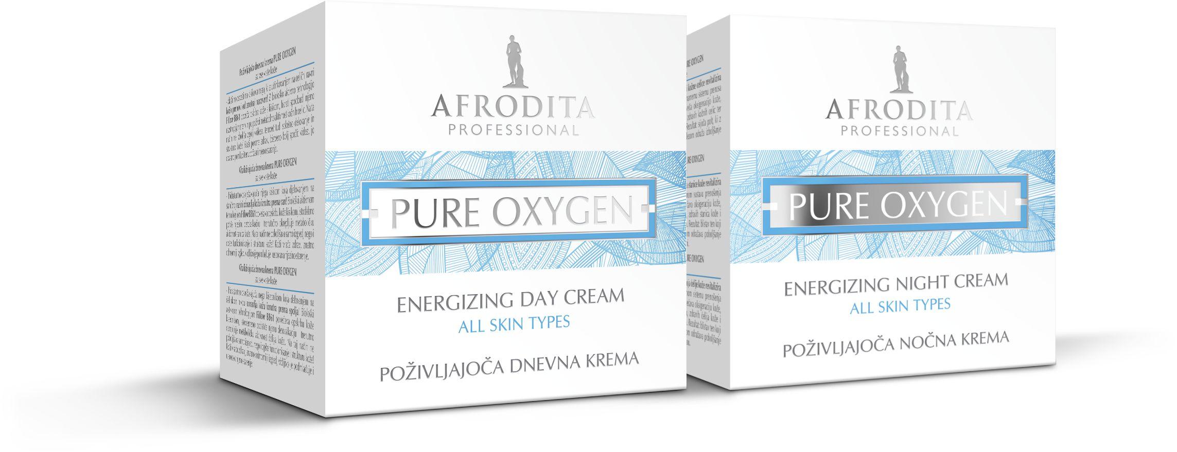 Pure Oxygen Day Cream 50mo