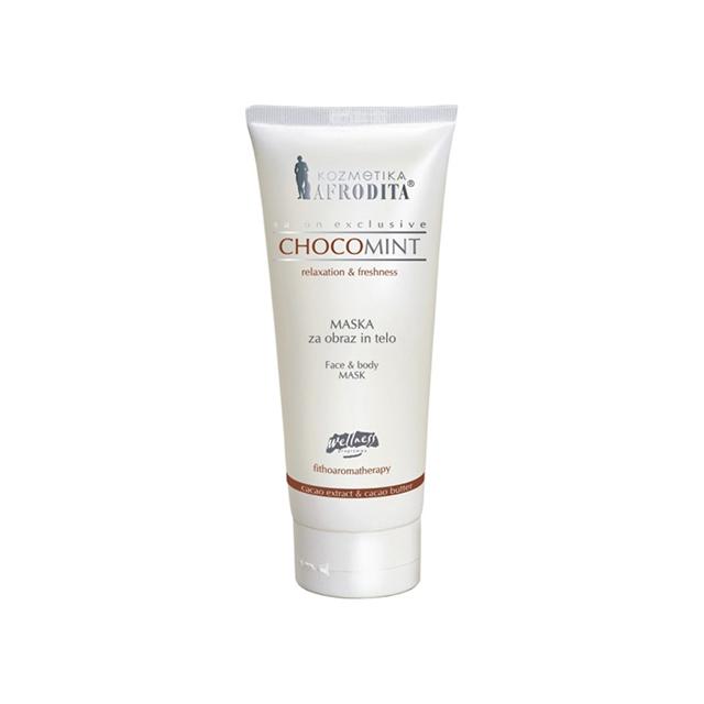 White Choco Face Mask 250ml