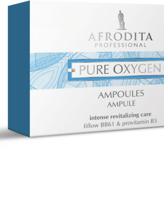 Pure Oxygen Ampoules 5x1,5ml