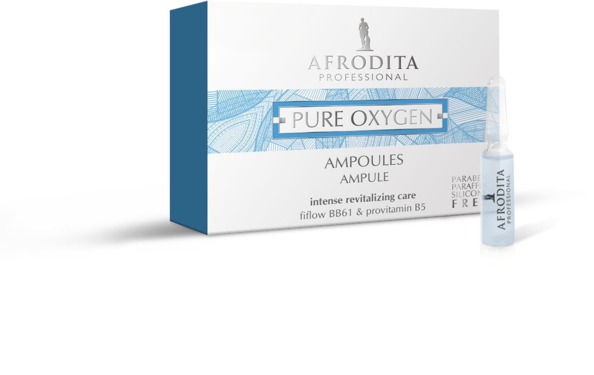 Pure Oxygen Ampoules 5x1,5ml